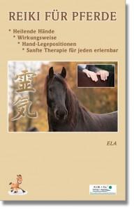 Reiki für Pferde Buchcover