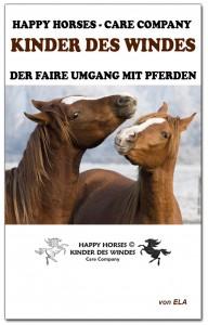 Buchcover Happy Horses - der faire Umgang mit Pferden